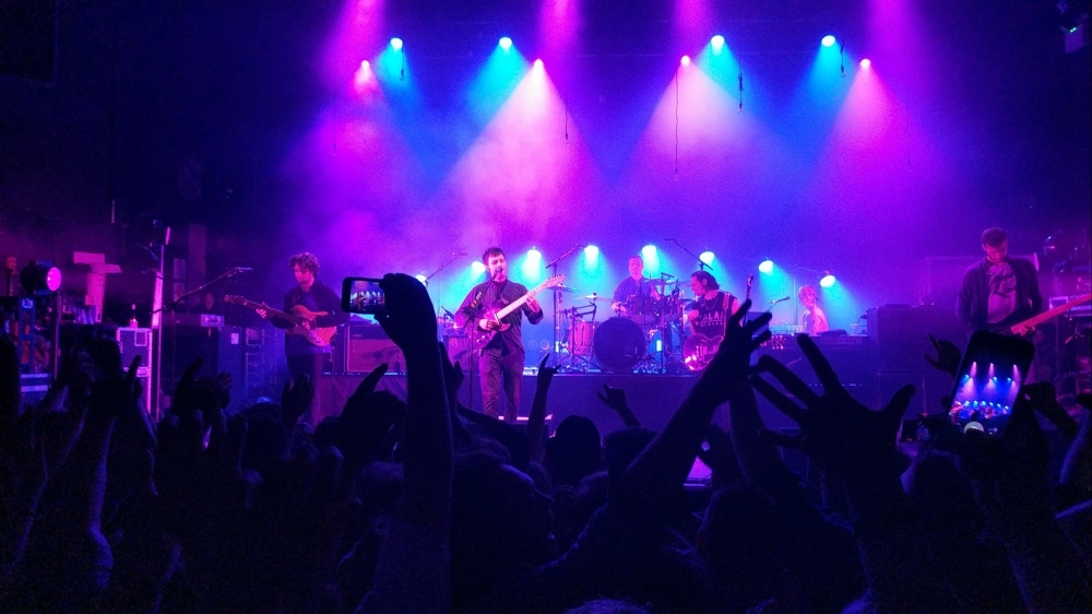 The Maccabees O2 Academy Newcastle Toothpaste Kisses