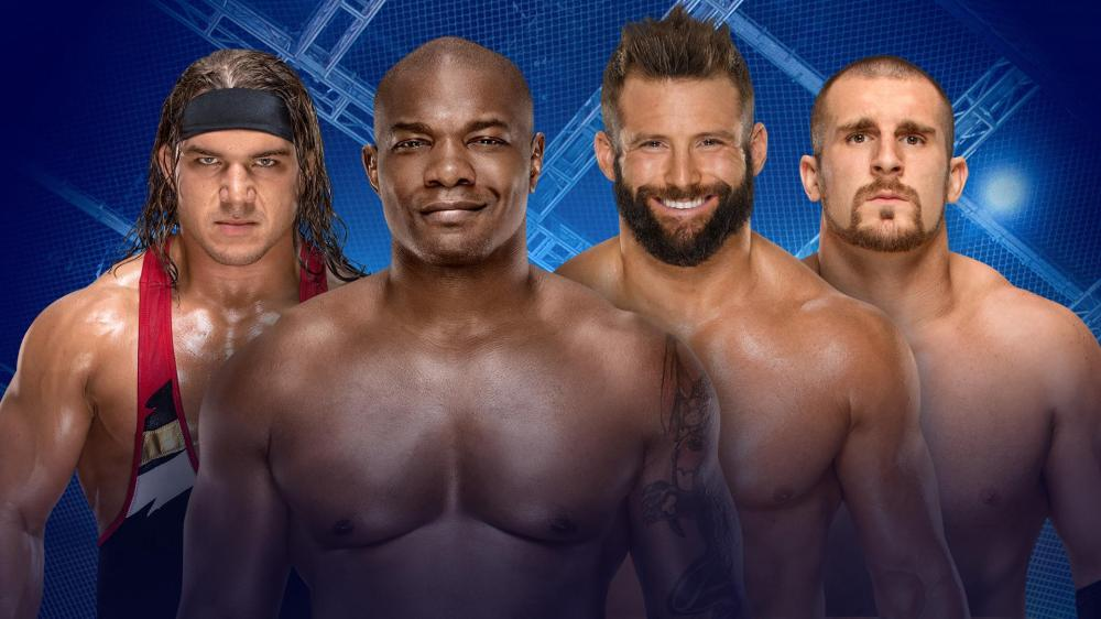WWE, Hell in a Cell, 2017, Predictions, Chad Gable, Shelton Benjamin, The Hype Bros, Zack Ryder, Mojo Rawley