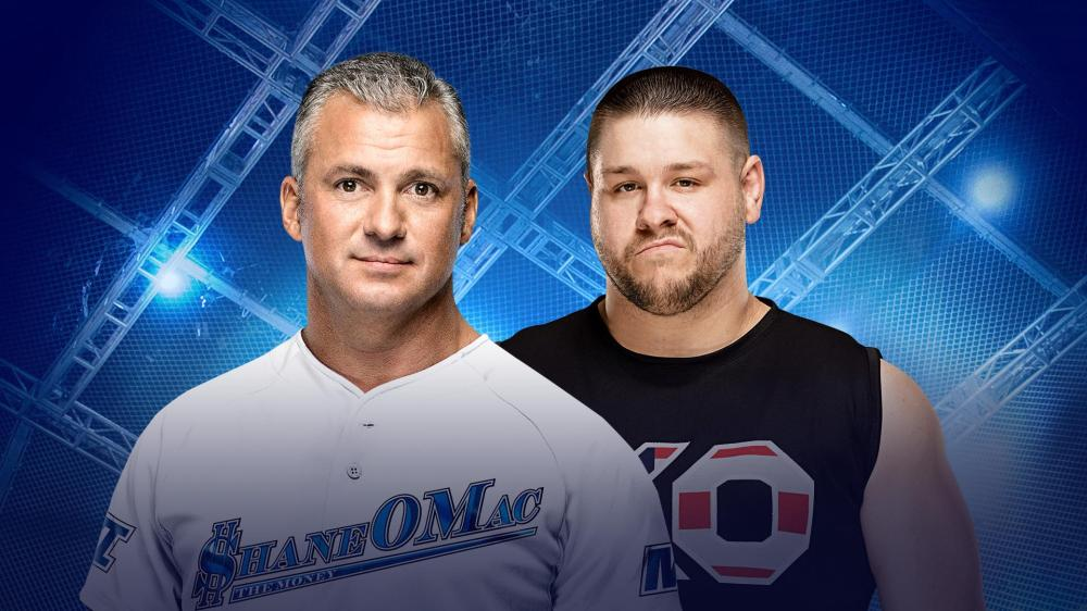 WWE, Hell in a Cell, Kevin Owens, Shane McMahon, Predictions