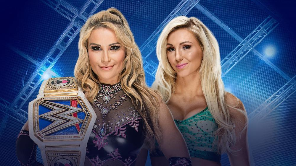 WWE, Hell in a Cell, Natalya, Charlotte Flair, SmackDown Women's Championship