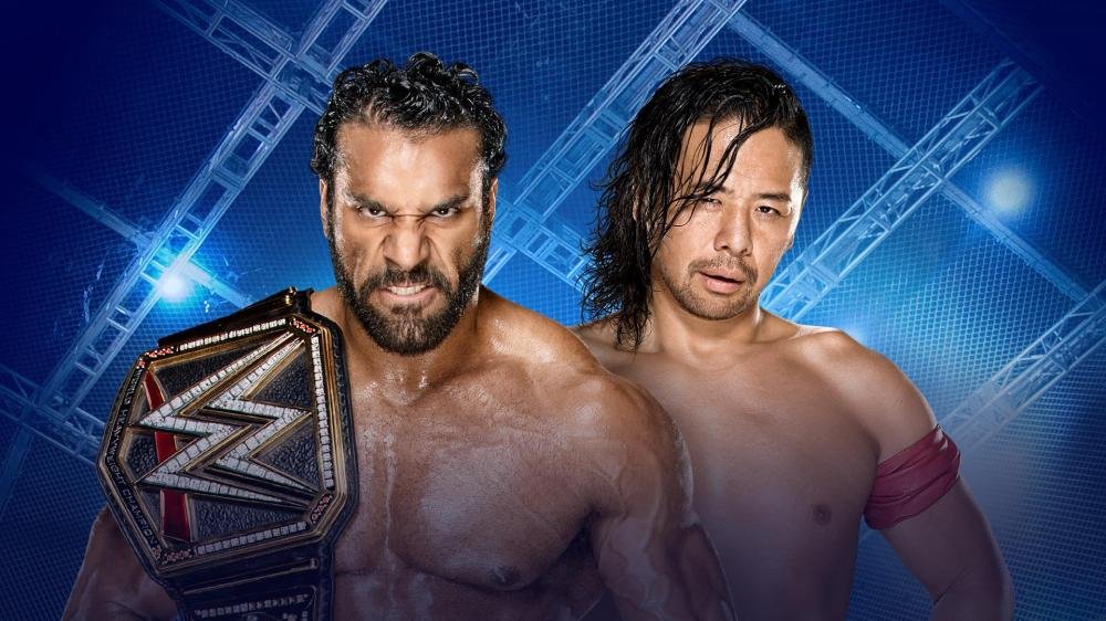 WWE, Hell in a Cell, Jinder Mahal, Shinsuke Nakamura, WWE Championship, Predictions