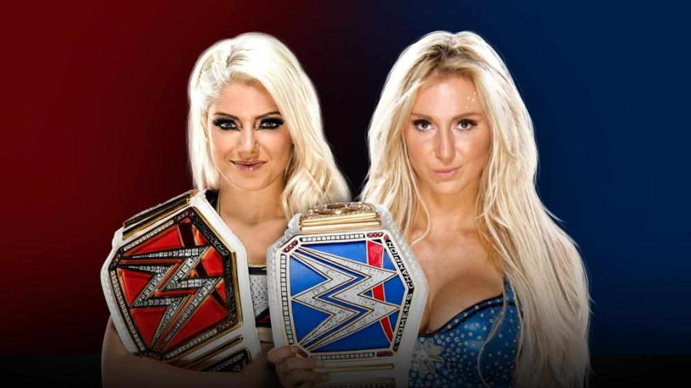 Alexa Bliss, Charlotte Flair, SmackDown Women's Championship, Raw Women's Championship, WWE, SmackDown, Raw, Survivor Series, Wrestling