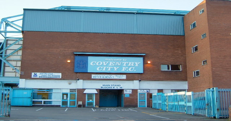 Coventry City, Highfield Road, Football, goal droughts