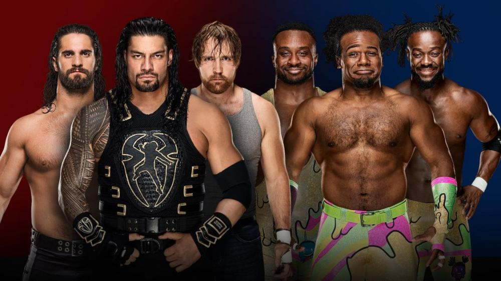 WWE, Raw, SmackDown, Survivor Series, Wrestling, Roman Reigns, The Shield, Dean Ambrose, Seth Rollins, The New Day, Xavier Woods, Kofi Kingston, Big E Langston