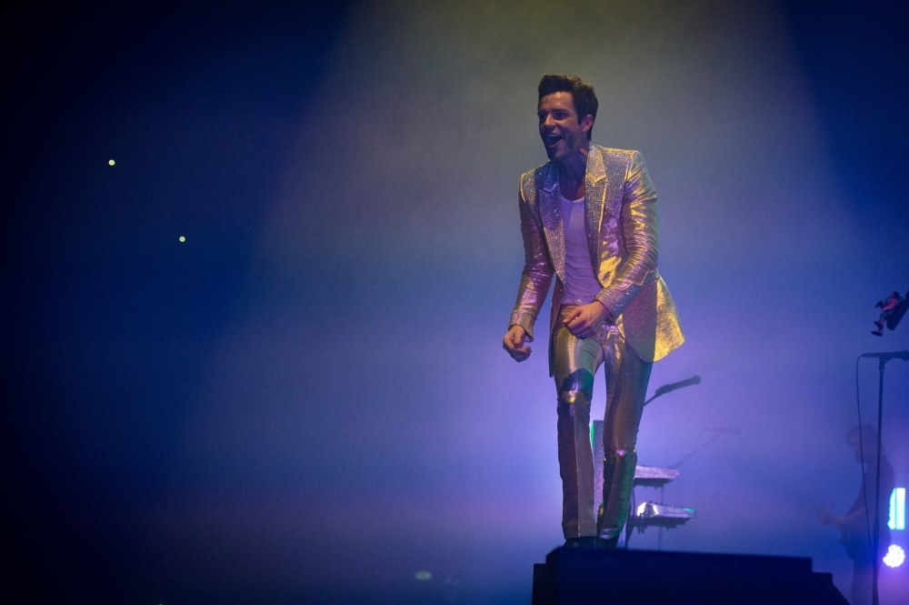 The Killers, Leeds, Brandon Flowers, First Direct Arena, Live music, Live Reviews